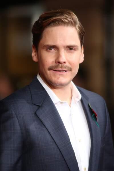 Le comédien Daniel Bruhl