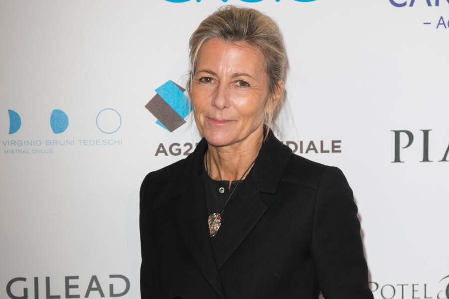 23ème ex aequo - Claire Chazal recueille 9% d'opinions défavorables