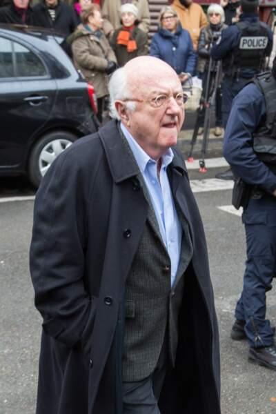 Obsèques de Michel Legrand à Paris : Vladimir Cosma