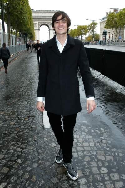 Le Défilé L'Oréal Paris show - Alain-Fabien Delon