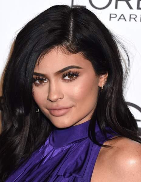 Avant / Après chirurgie esthétique, c'est réussi : Kylie Jenner après