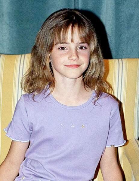 La sang-mêlé première de la classe, Hermione Granger...