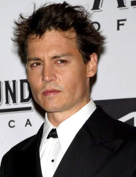 Johnny Depp en 2004