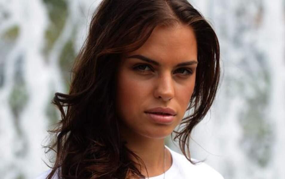 Miss Croatie, Lana Grzetic, 18 ans,