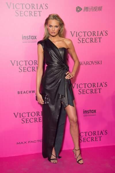 Défilé Victoria's Secret : Romee Strijd
