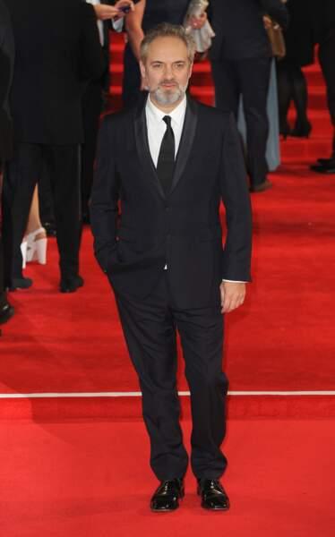 Sam Mendes, le réalisateur de Spectre, à l'avant-première du film