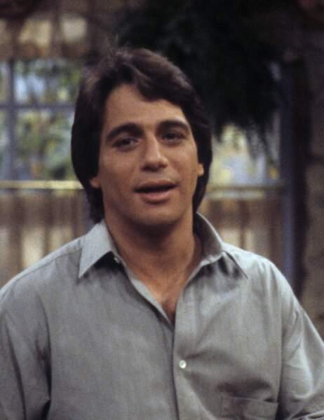 Tony Danza (Tony Micelli) à l'époque