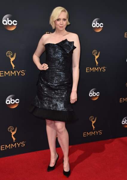 Emmy Awards 2016 : Gwendoline Christie (Game of Thrones)