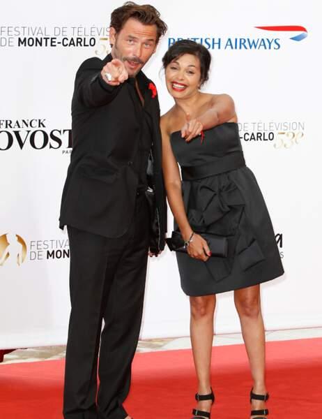 Sagamore Stévenin et Saïda Jawad, la charmante compagne de Gérard Jugnot