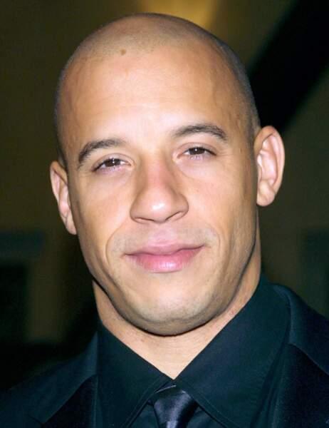 Vin Diesel il y a dix ans...