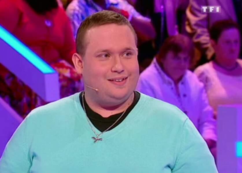 Sylvain souhaitait perdre 40 kilos