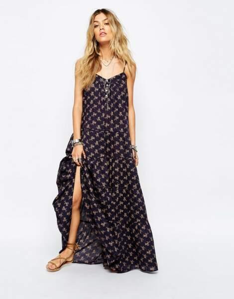 Robe longue Ralph Lauren : 150,99€