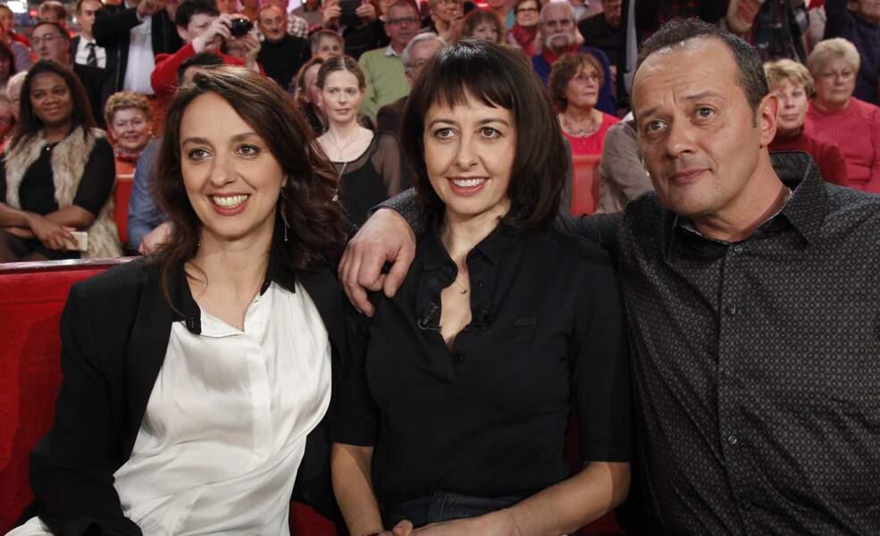 Valérie Bonneton et sa soeur Nathalie
