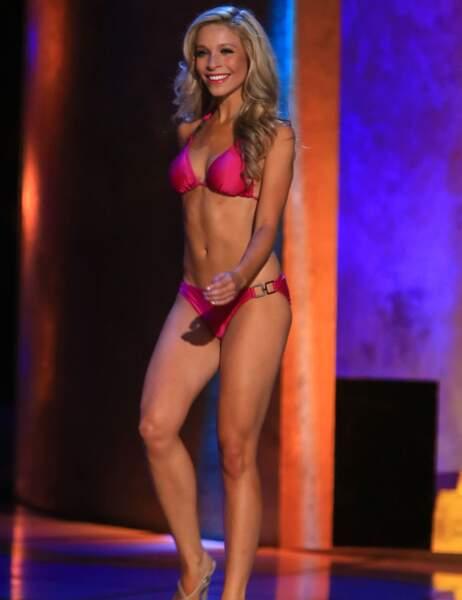La nouvelle Miss America affiche un corps 0 défaut
