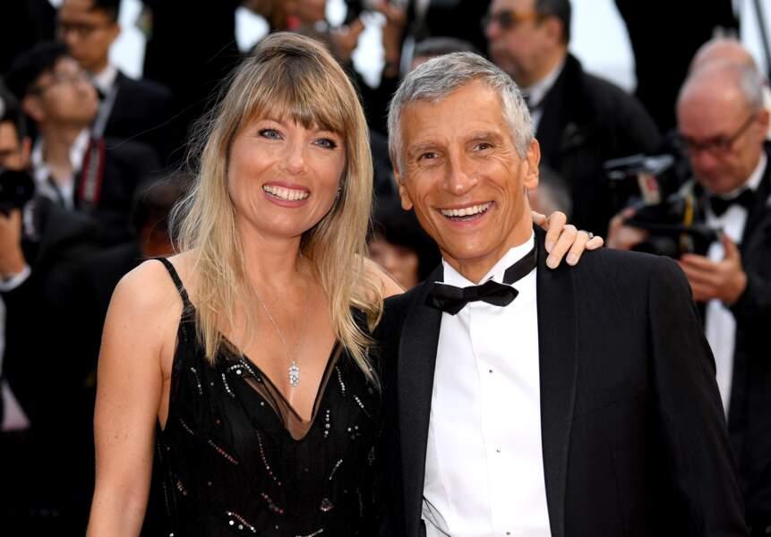 Cannes 2019 - Nagui et Mélanie Page