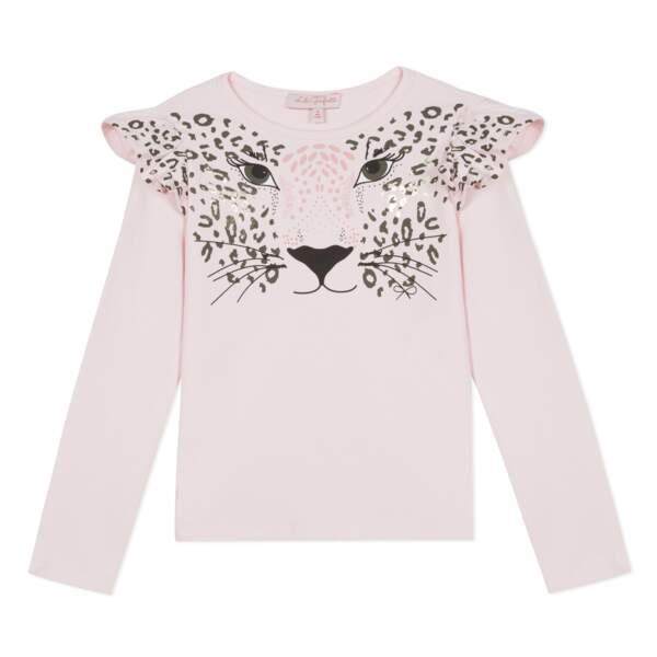 T-Shirt La Tête. Lili Gaufrette, de 35 € à 40 €