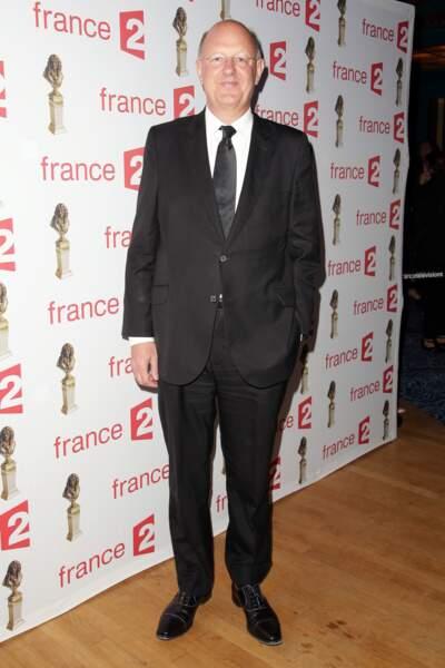 Et le patron de France Télévisions Rémy Pfilmlin assistait pour la dernière fois aux Molières dans cette fonction
