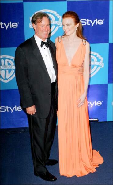 Ces stars parents de jumeaux : Marcia Cross et Tom Mahoney