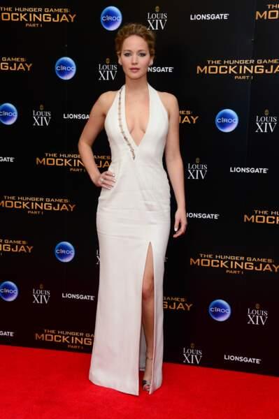 3 - Jennifer Lawrence