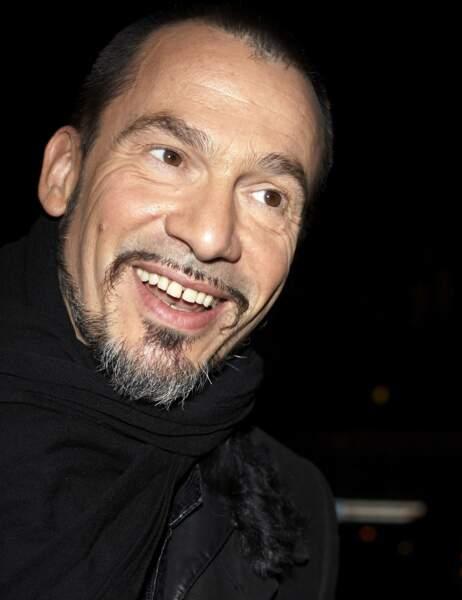 8- Le coach de The Voice, Florent Pagny, est huitième