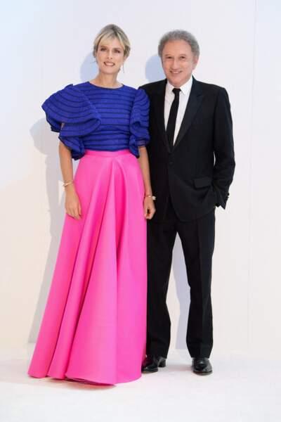 Karin Viard et Michel Drucker