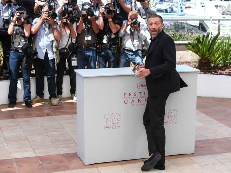 Festival de Cannes 2016 : Vincent Cassel, le mister cool de la Croisette