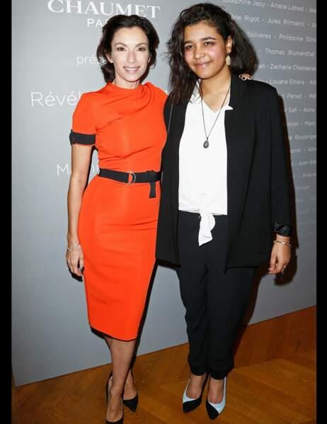 Aure Atika et Soumaye Bocoum