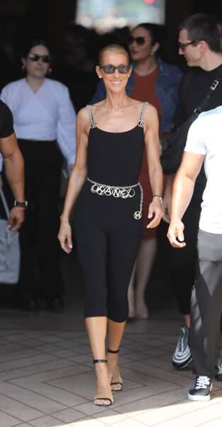 Celine Dion à Paris jeudi 27 juin