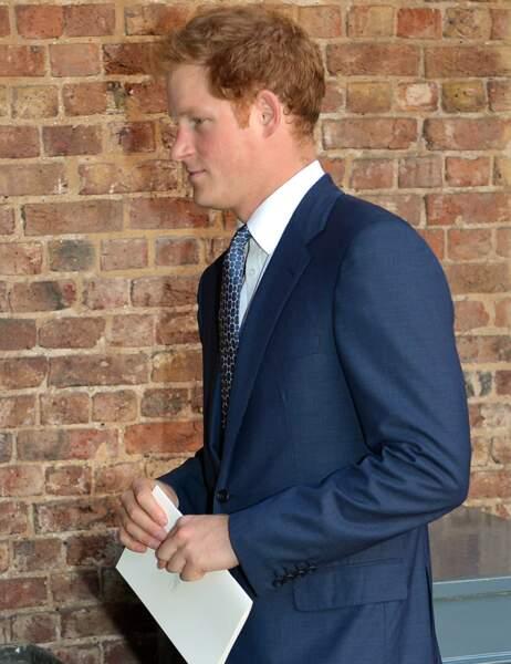Le prince Harry est le dernier membre de la famille royale à sortir