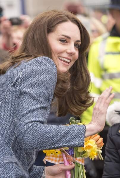 Kate Middleton en 2016