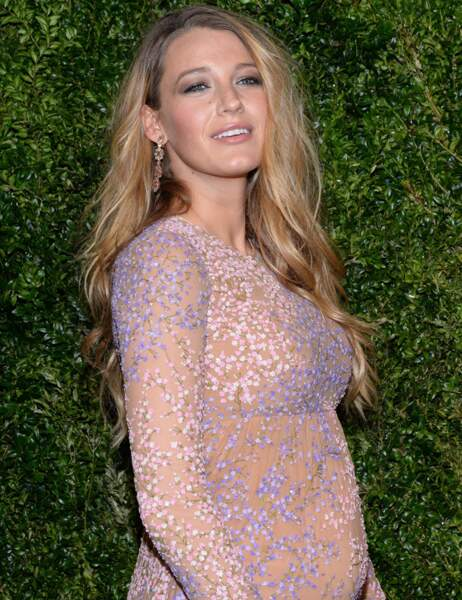 Blake Lively radieuse