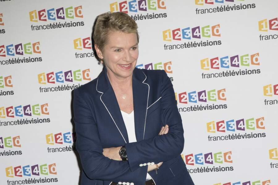 Elise Lucet a conservé sa 31e place