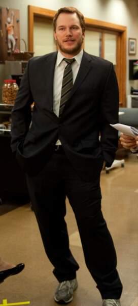 Avant-après ces stars qui ont perdu du poids - Chris Pratt avant