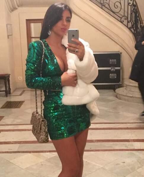 Euro 2016 : voici la très sexy Daniela Semaan, compagne du joueur espagnol Cesc Fabregas