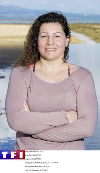 Sandrine / 43 ans / Directrice de relation clientèle (Dordogne)