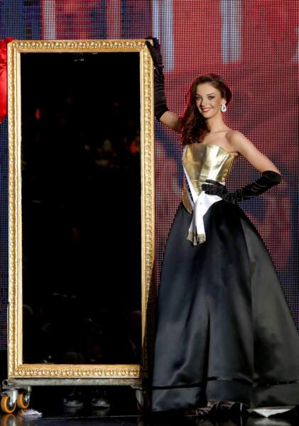 Il s'agit d'Emilie Secret, Miss Prestige Picardie