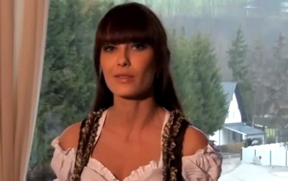 Miss Autriche Ena Kadic, 23 ans, 1m78
