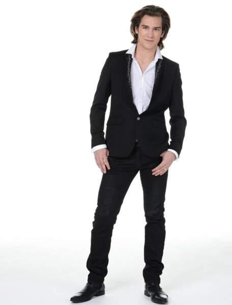 Amaury Vassili, chanteur