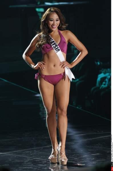 Miss Malaisie, Vanessa Tevi Kumares