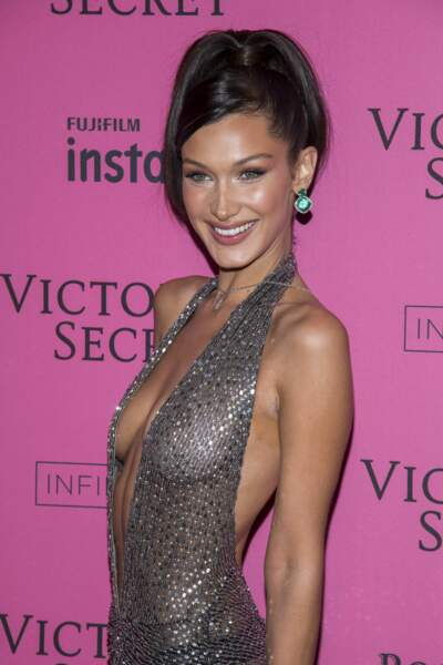 Bella Hadid n'a pas froid aux yeux !