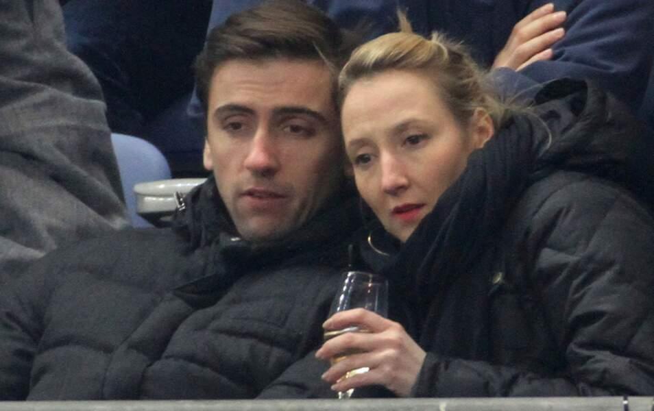 Audrey Lamy et son petit ami