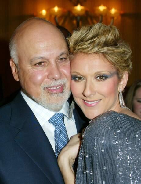 Dernier attentat capillaire de Céline Dion en 2003