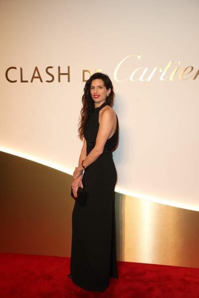 Maiwenn au dîner Cartier, le 10 avril 2019 à la Conciergerie de Paris