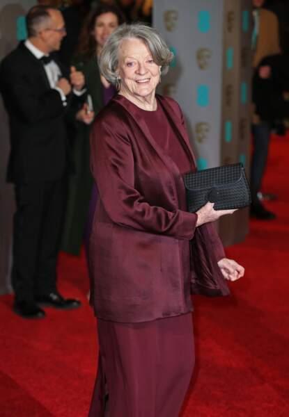 Maggie Smith a connu une carrière florissante qui lui a valu de nombreuses récompenses