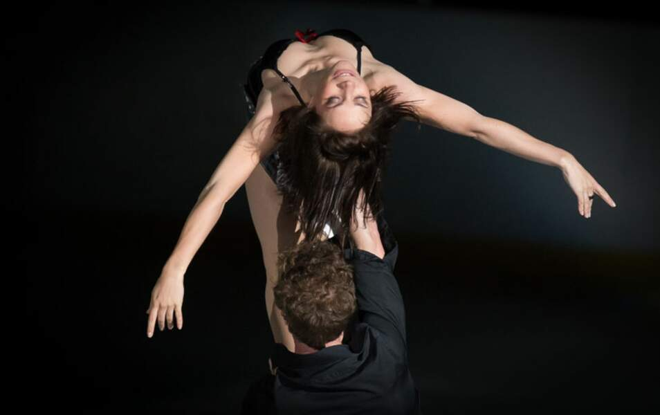 Nathalie Péchalat et Fabian Bourzat ont fait leur tournée d'adieux dans toute la France