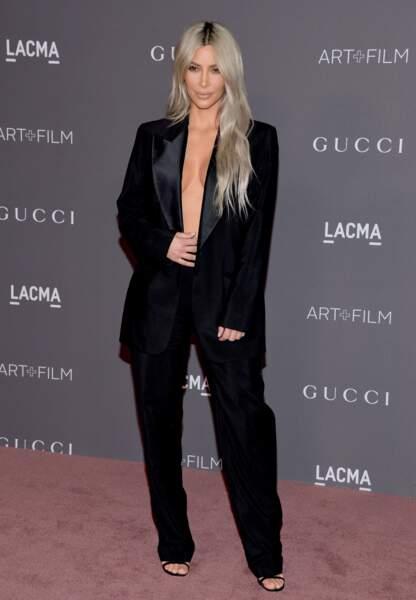 Kim Kardashian 2017 LACMA Art + Film Gala - LA