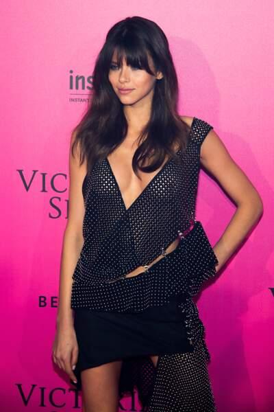 Défilé Victoria's Secret : Georgia Fowler