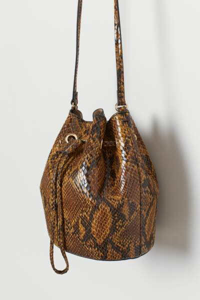 Petit sac seau, H&M, 17,99€