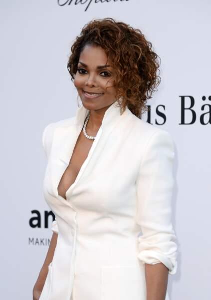 Janet Jackson : Maman pour la première fois à 50 ans