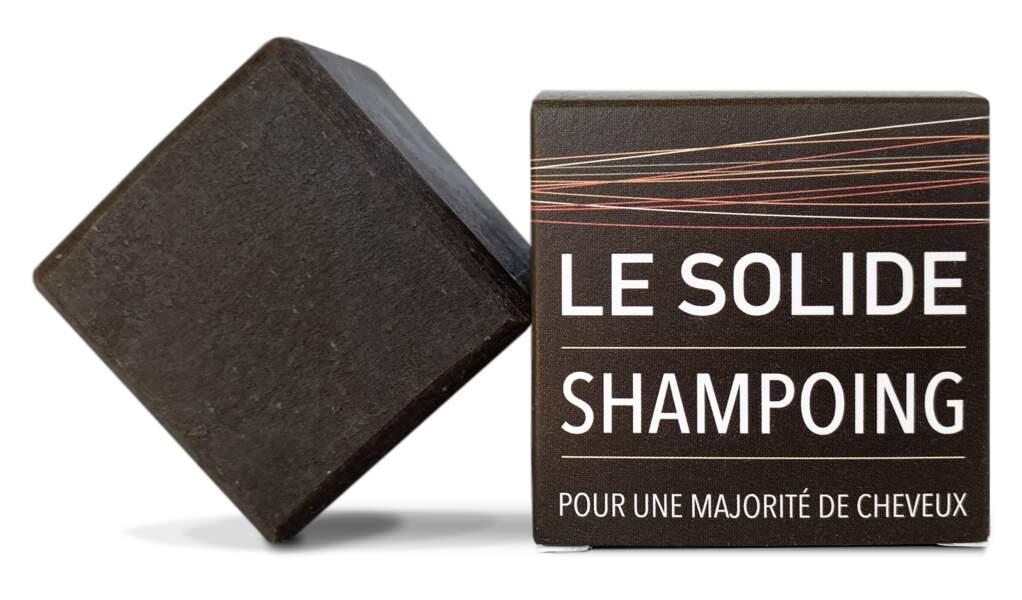 Shampooing solide 2-en-1. Gaiia, 12 €